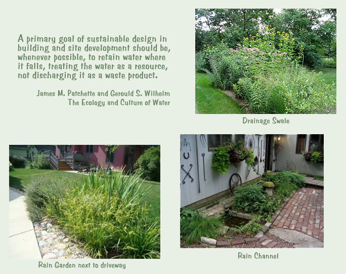 Chapter 7 Water | Pat Hill's Natural Midwest Garden